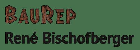 BauRep – René Bischofberger Logo